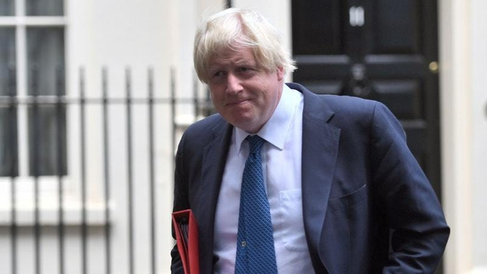 Tories hit out at the timing of 'Backseat' Boris's article