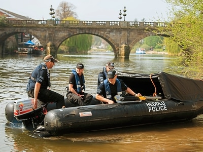 Inquest opens into Tipton man found by divers in river