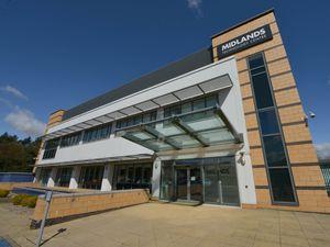 Oosha at Broadlands, Wolverhampton