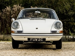From a few grand to £200k: Rare Walsall Porsche up for auction