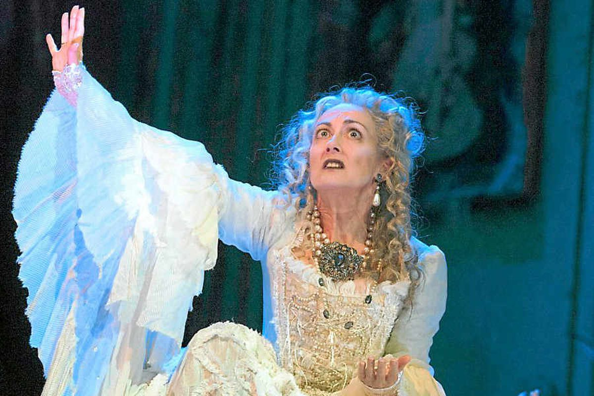 Paula Wilcox has Great Expectations about playing Miss Havisham