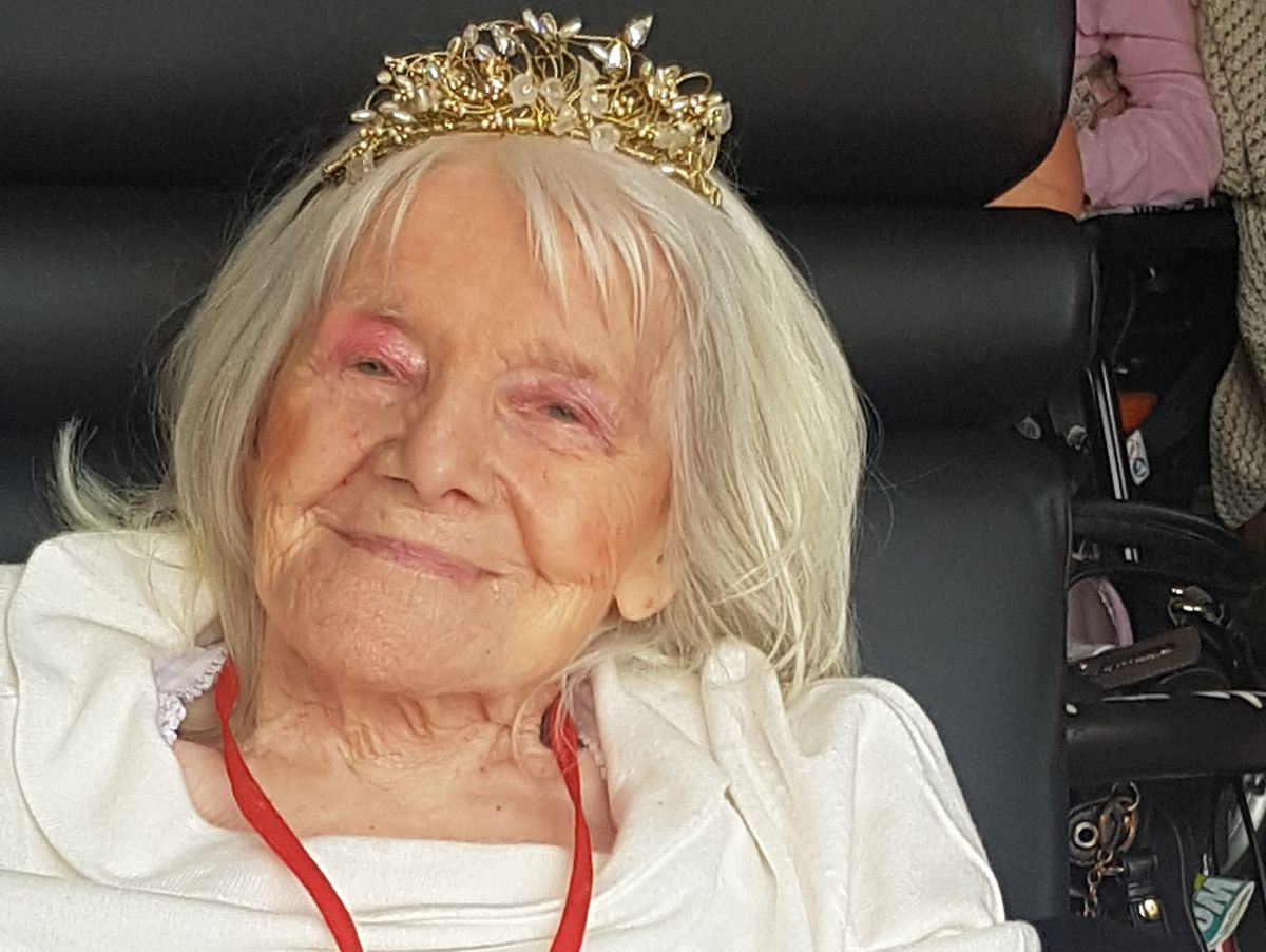 Nora Brooks has celebrated her milestone birthday