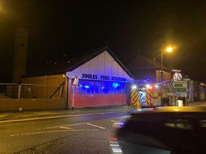 Joules Fire Station, in Stone. Photo: Staffordshire Fire and Rescue Service