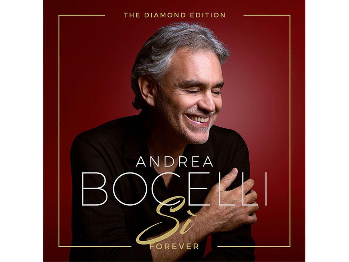 Andrea Bocelli: Sì Forever - The Diamond Edition album