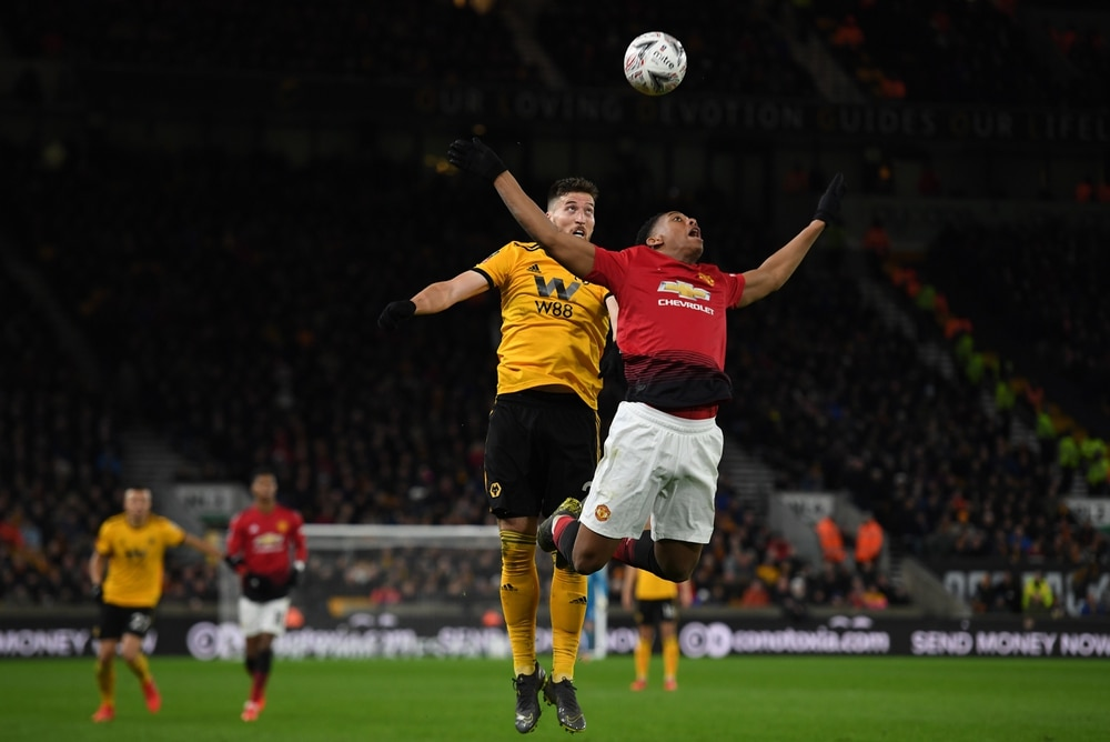 Wolves have the fear factor says Matt Doherty
