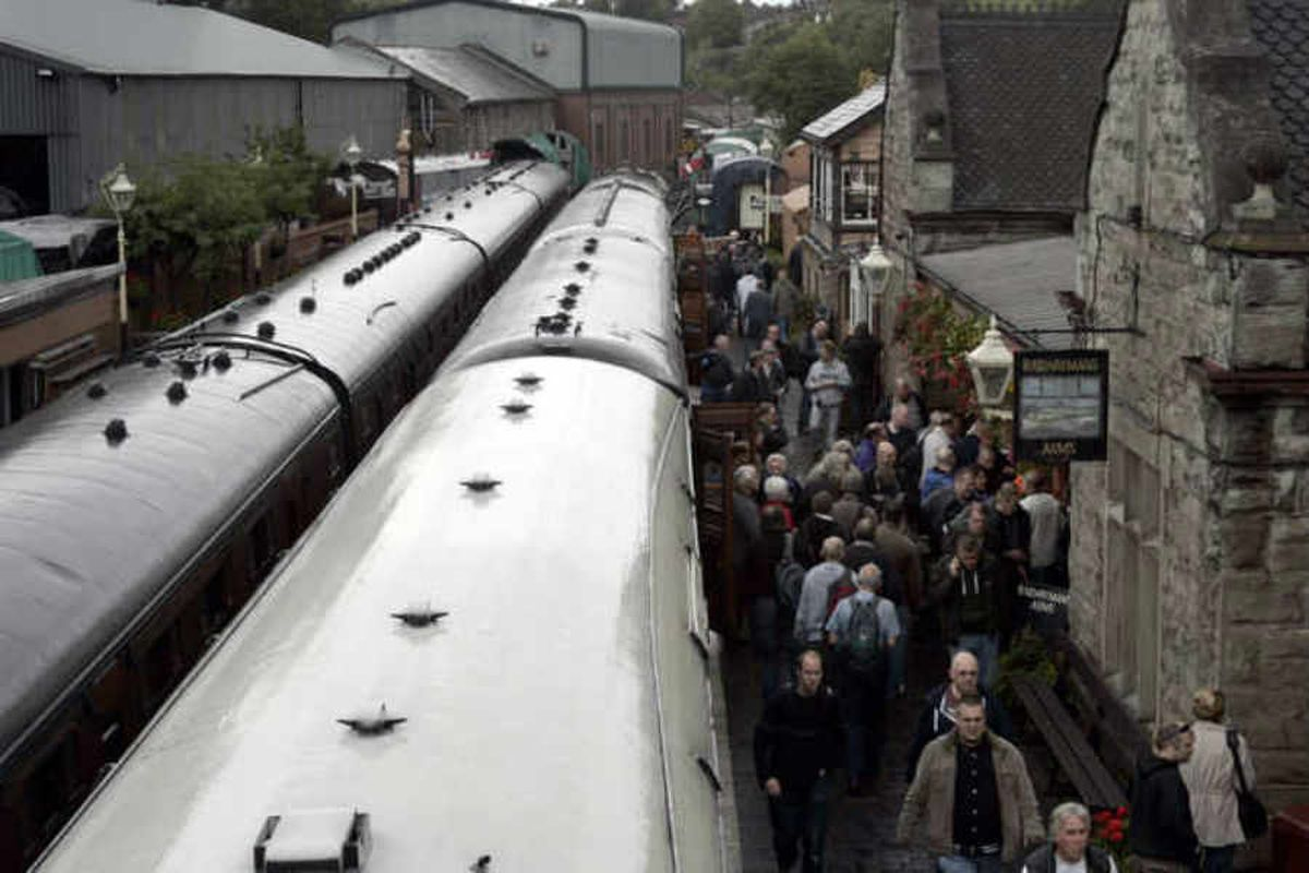 New exhibitions at Severn Valley Railway this Easter
