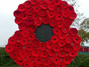 The Poppy Appeal has been badly hit this year