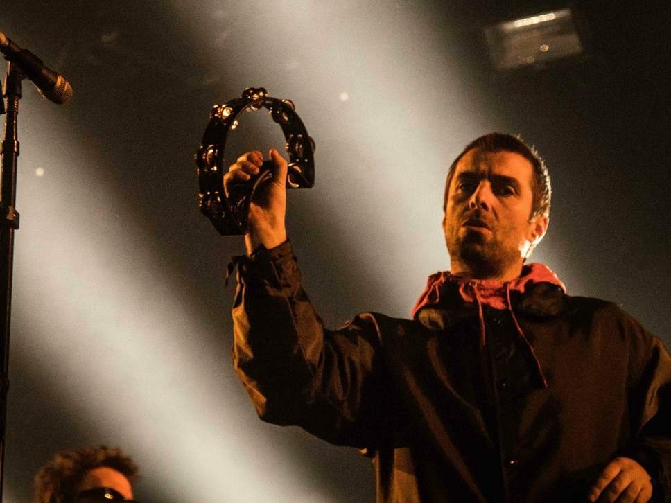 Liam Gallagher, Arena Birmingham - review with pictures