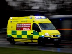 Pedestrian seriously injured after being hit by car in Walsall