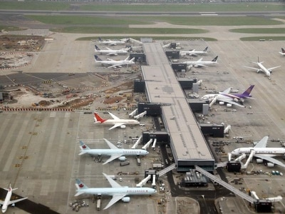 Heathrow flights diverted due to runway closure