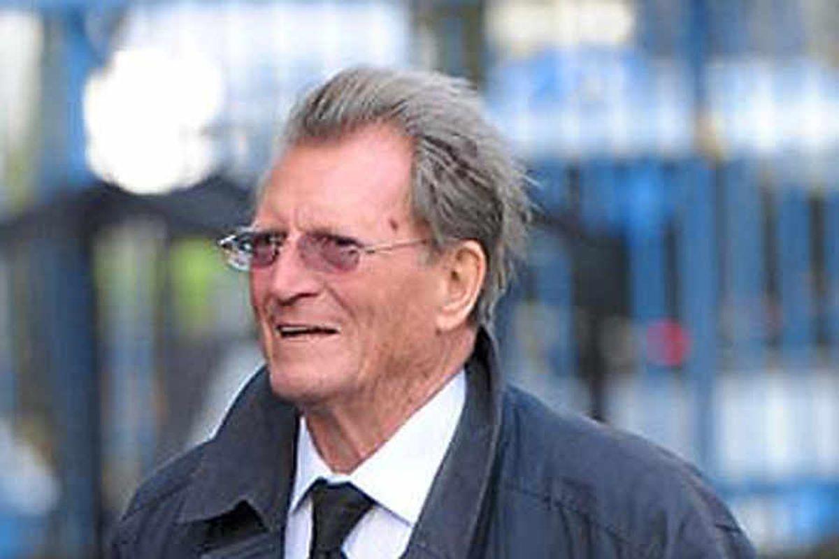 Actor Johnny Briggs, 81
