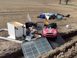 Coronavirus crisis blamed for fly-tipping in Walsall