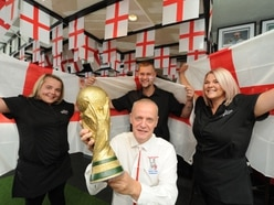 Here we go! Pubs ready to roar on England as Russia World Cup begins