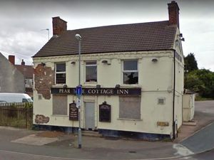 The former Pear Tree Cottage Inn in Brownhills. Photo: Google