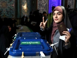 Iran's hard-liners take early lead in election