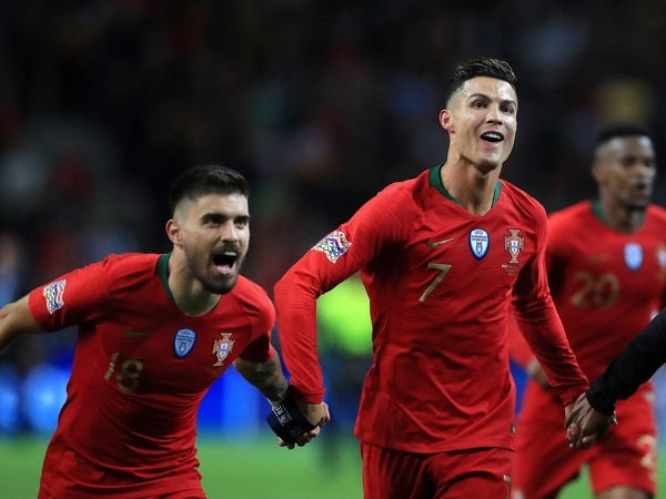 Wolves' Ruben Neves hails Cristiano Ronaldo as best of all time
