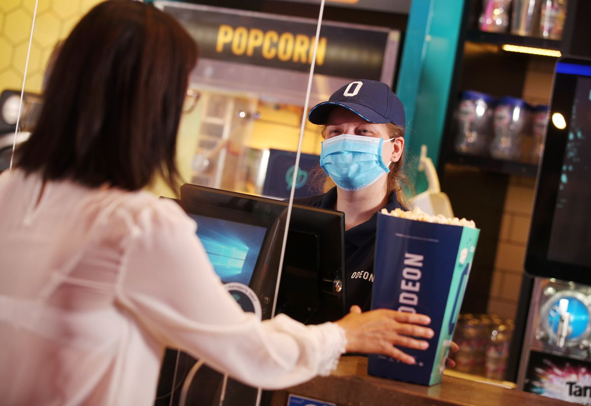 OdeonCinemas to reopen from July 4