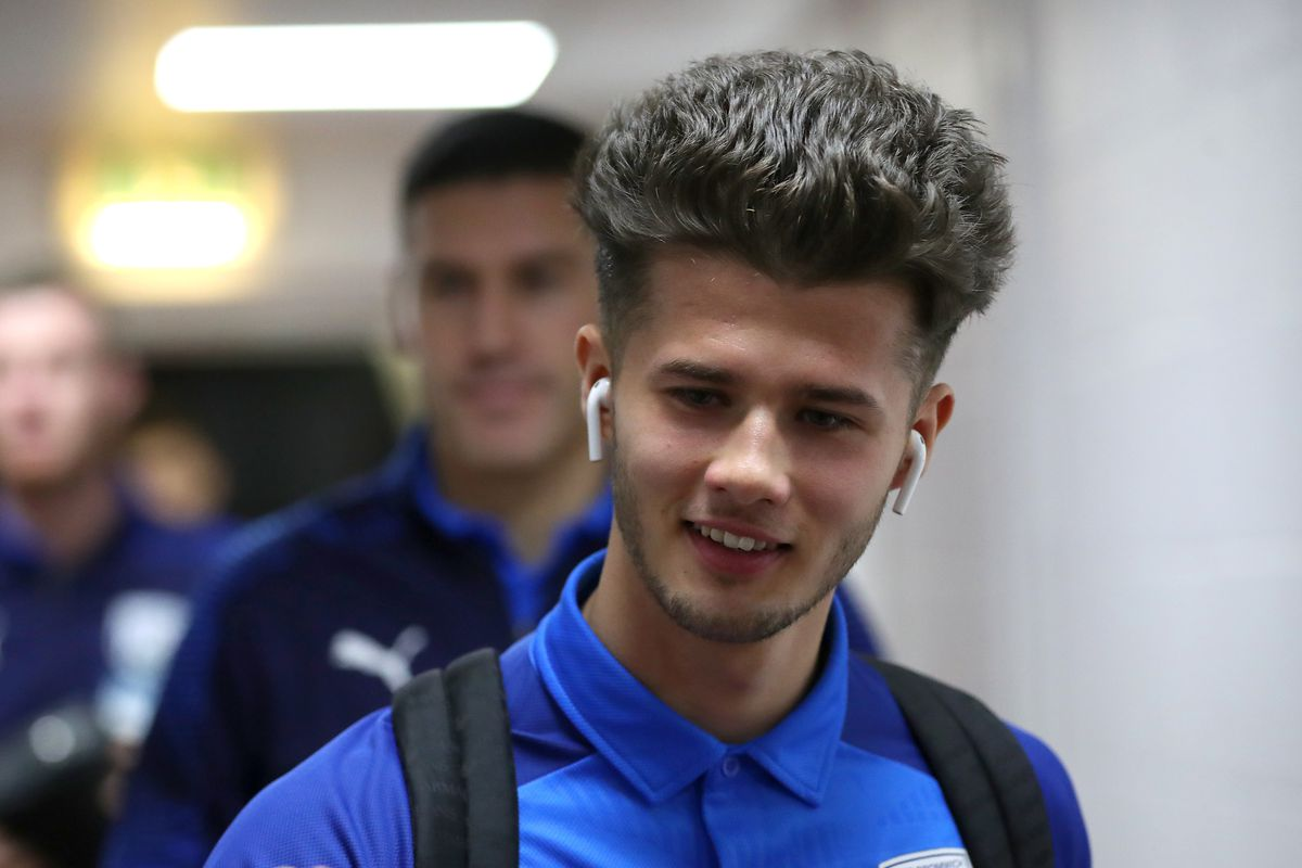 Jamie Soule of West Bromwich Albion arrives at the stadium (AMA)