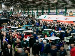Thousands attend Stafford British Mini Club Show - in pictures