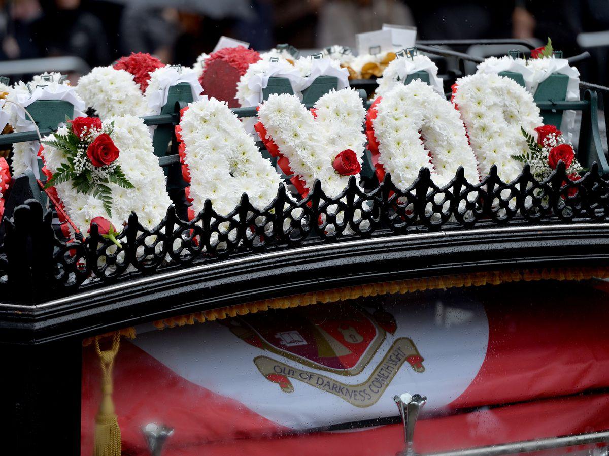 Farewell Elias: Thousands say their last goodbyes to Wolverhampton mayor