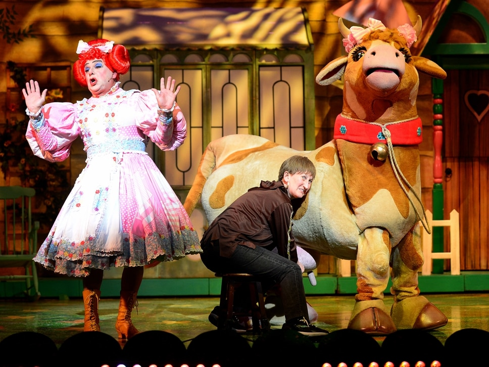Jack and the Beanstalk, Grand Theatre, Wolverhampton - review with pictures