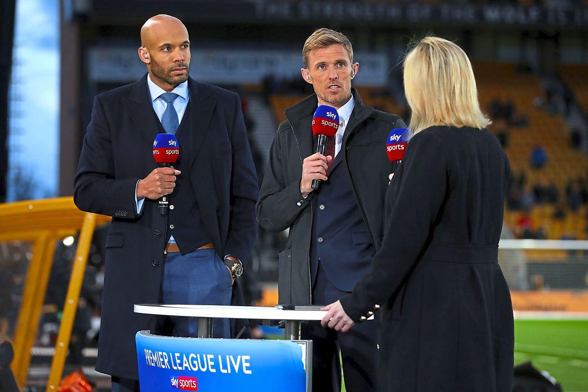 Matt Murray is now a Sky Sports pundit