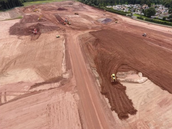 Road to close as next phase of i54 development work starts