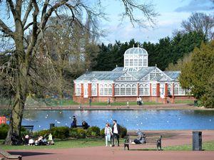 West Park, in Wolverhampton