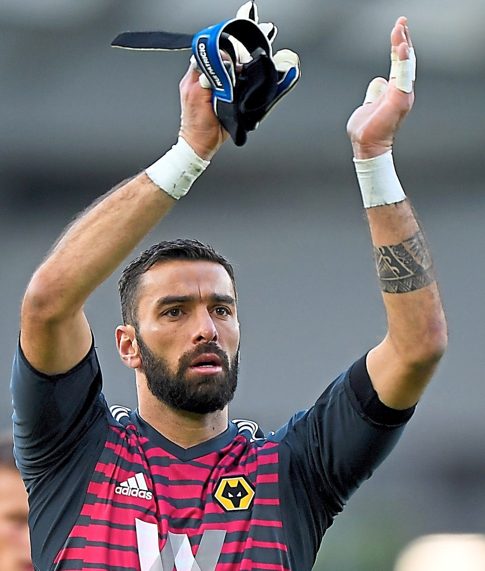 bc87cdce75b Wolves have agreed a fee of £16million with Sporting Lisbon for Rui Patricio