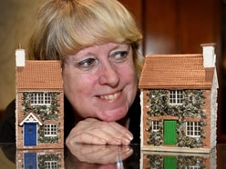 More than 500 head to dolls house fair in Stafford