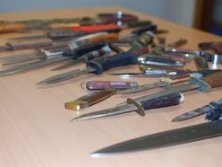 Revealed: Hundreds of teenagers caught with knives at school