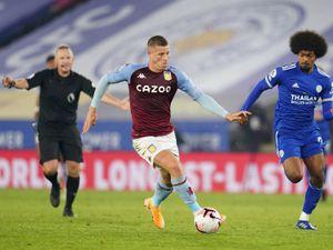 Aston Villa's Ross Barkley