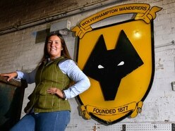 Historic Wolves signs from Molineux up for sale for £10,000