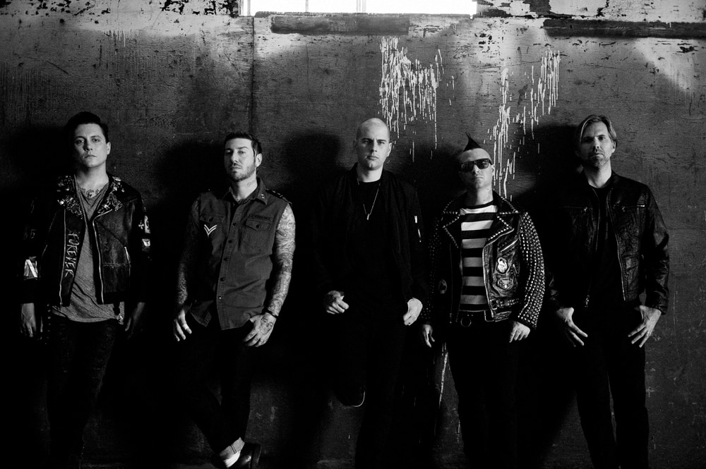 Download 2018: Avenged Sevenfold confirmed as 2nd headliner