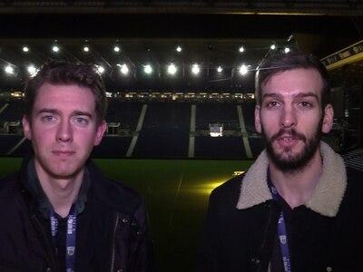 West Brom 0 Chelsea 4: Matt Wilson and Luke Hatfield analysis