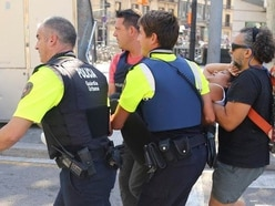 13 dead and more than 100 injured as van driver brings terror to Barcelona