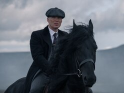 Peaky Blinders' Cillian Murphy saddles up for new series