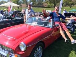 Petrolheads pack Newport park for Midlands' Motorfest