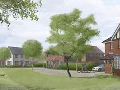 Village green to be surrounded by more than 160 new homes