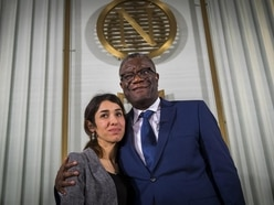 Nobel peace prize winners demand action against sex abuse