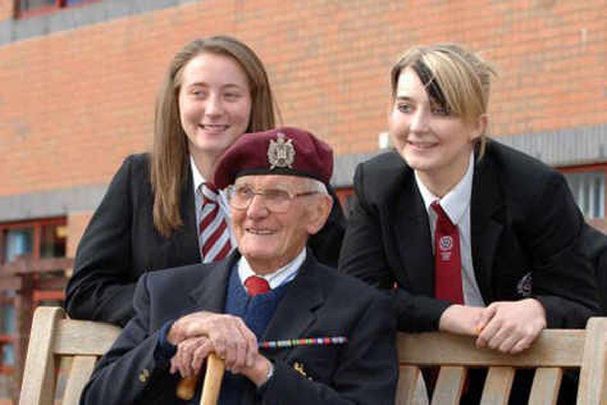 Arnhem veteran Cyril Ashley dies, aged 97