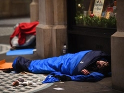 Spending on help for single homeless people plummets in the West Midlands