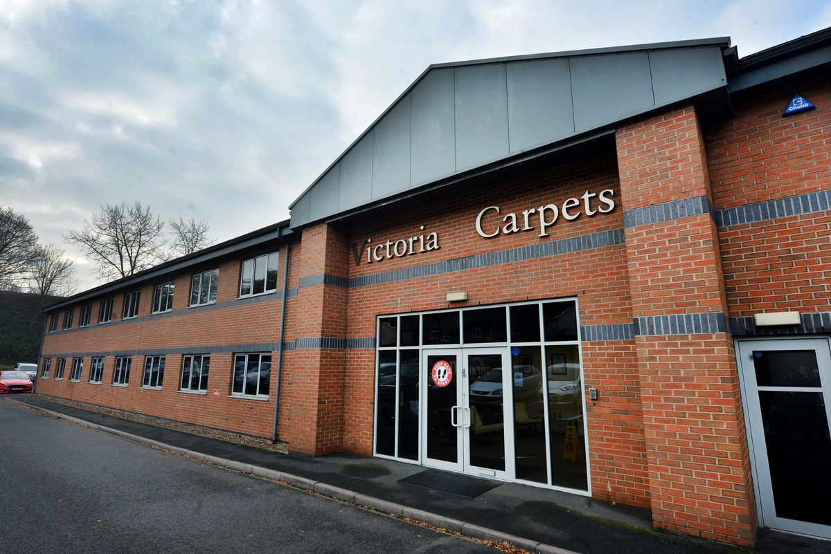 Victoria Carpets has its head office in Kidderminster