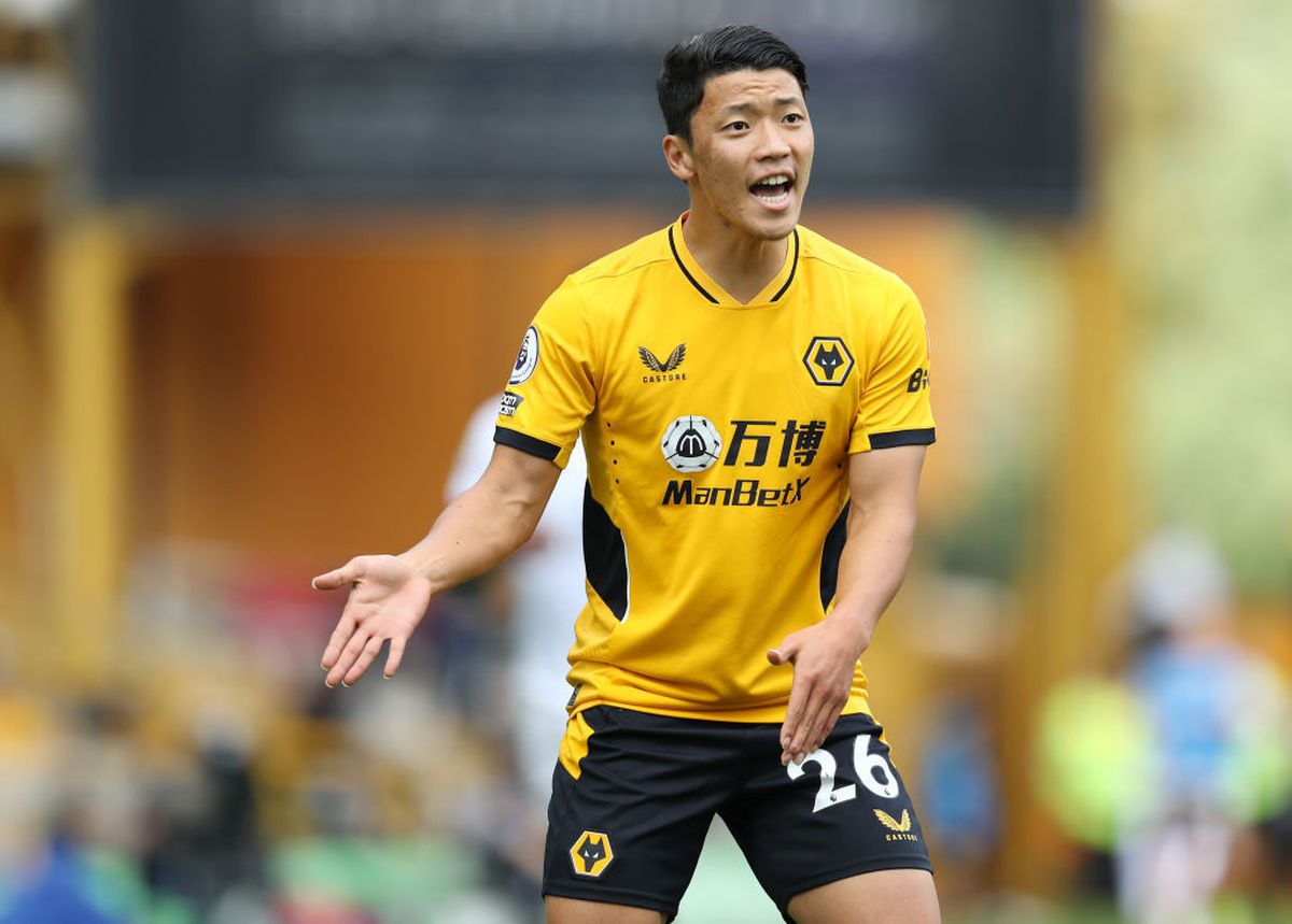 Hwang Hee-chan (Getty)