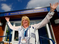 Ofsted pleased with Featherstone Academy