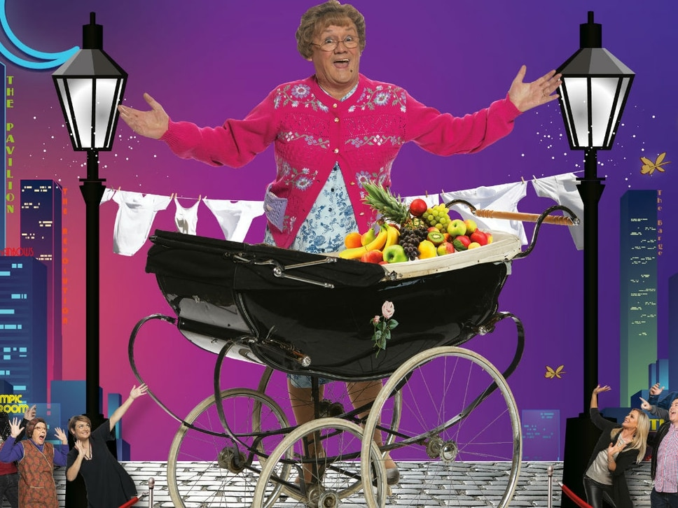 New Mrs Brown's Boys live show coming to Birmingham