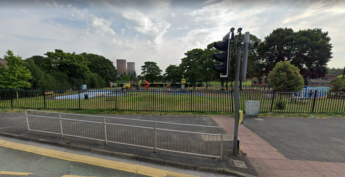 Ravenhill Park in Rugeley. Photo: Google