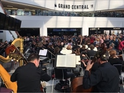 Birmingham Weekender: Weekend event begins with Birmingham Symphony Orchestra performance in New Street Station
