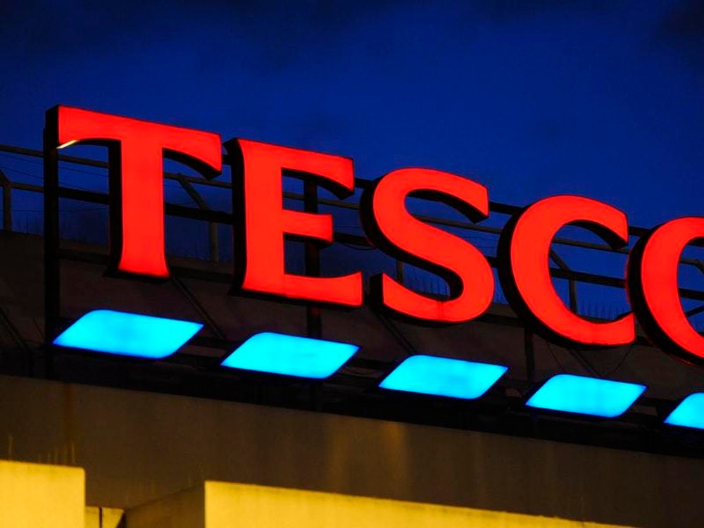 Tesco H1 Profit Surges, Sales Rise; Sees Operating Margin Growth Ahead