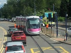 Metro services back to normal after tram and lorry crash